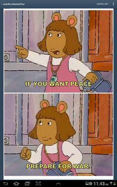Arthur  The best t.v. show EVER on Pinterest  Pbs Kids