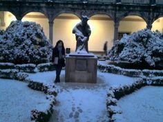 Descubre el segundo lugar más fotografiado de Santiago de Compostela. ¡es la Universidad! ¡Pazo Fonseca!