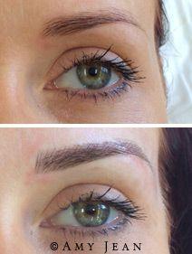 eyebrow tattoos - Google Search