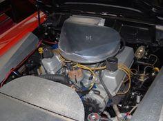 1968 Ford Torino NASCAR Talladega and Daytona Race Car For Sale Engine