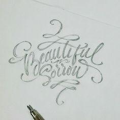 The beautiful sorrow by Abed Azarya