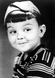 "Gordon ""Porky"" Lee (1933 - 2005) Played ""Porky"" in the ""Our Gang""/""Little Rascals"" comedies"