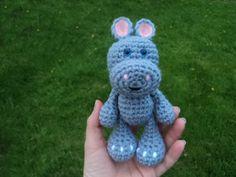 Amigurumi To Go!: Crochet Little Bigfoot Hippo Free Hippo Crochet Pattern
