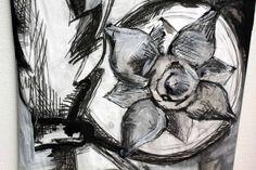 Portraitmalerei in Aquarell | Schnappschüsse aus der Kreativwerkstatt der Galerie Alte und Neue Meister Schwerin (c) FRank Koebsch (1)