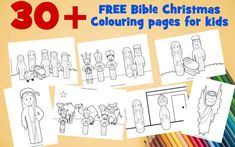 Christmas Coloring Pages Preschool Lovely 30 Free Printable Christmas Coloring Pages Bible Based Nativity Coloring Pages, Printable Christmas Coloring Pages, Preschool Coloring Pages, Free Christmas Printables, Coloring Pages For Kids, Christmas Bible, Christmas Unicorn, Preschool Christmas, Christmas Crafts For Kids