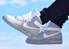 Nike Air Force 1 High Marty Mcfly