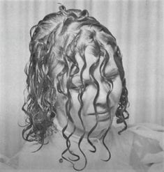Perms, Art, Art Background, Hair Perms, Kunst, Performing Arts, Art Education Resources, Artworks