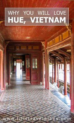 CITY GUIDE - How to spend 2 days in Hue, Vietnam