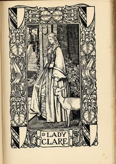 with illustrations by E. F. Brickdale. London 1907.