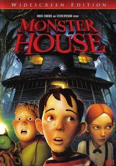 39 Ideas De Monster House En 2021 Peliculas Películas Viejas De Disney Casa Monstruosa