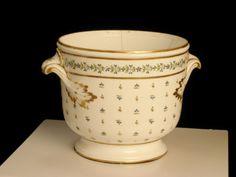 Coalport Flower Pot 1760s