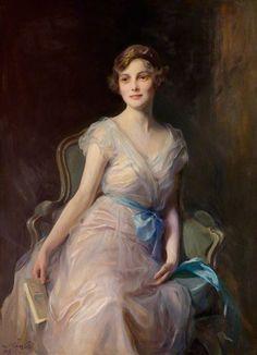Maher Art Gallery: Philip Alexius de Laszlo / British portrait painter, 1869-1937