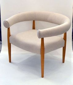 Ring Chair by Nanna Ditzel, 1960s