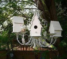 vogelhuis kroonluchter