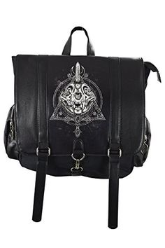 Restyle Occult Black Backpack, Cat skull, Moon, Gothic, s... https://www.amazon.com/dp/B06XHCYJR4/ref=cm_sw_r_pi_dp_x_xvV0ybQ538Y1Q