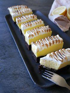 21 tips till fantastiska nyårsdesserter Swedish Recipes, Mousse Cake, Lemon Curd, Everyday Food, Cravings, Sweet Tooth, Food And Drink, Yummy Food, Favorite Recipes