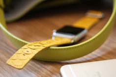 #Meridioband prestigious leather #AppleWatch band and accessories are handmade in Italy and shipped worldwide. All the #AppleWatchBands are available with all the adaptor finish colors, and are compatible with the 38 mm and 42 mm #AppleWatch (Series 1 and 2). Get yours at www.meridioband.com !
