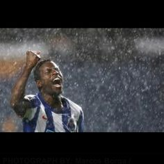 Best feeling ever playing soccer on the rain
