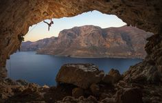 Best climbing spots in the world - Kalymnos, Greece