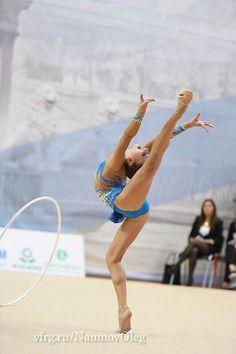 Sofia Grebenshikova (Russia), junior, hoop 2016