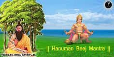 Voidcan.org shares with you Hanuman Beej Mantra in Hindi and Sanskrit lyrics, also know the meaning and you can free download pdf version or print it.