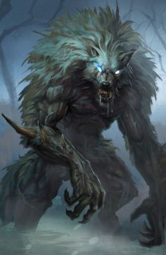 Here another example a monster made out of different animals this is a werewolf this is made out of a human and a wolf Dark Fantasy, Fantasy Rpg, Monster Art, Mythological Creatures, Mythical Creatures, Super Mario Rpg, Rpg Map, Werewolf Art, Alpha Werewolf