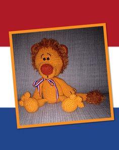 Hup Holland Hup leeuw