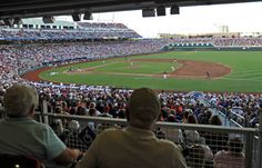 THE 2015 CWS is underway