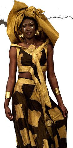 Akiiki: Paris FW Highlights, Design Hub: African Haute Couture and culture Oumou Sy, Viva la Headwrap