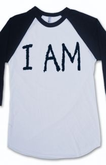I Am (3/4 Raglan) T-Shirt - Owl City T-Shirts - Official Online Store on District Lines SHUT UP AND TAKE MY MONEY.
