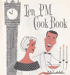 """Do you love throwing parties and trying vintage recipes? These recipes are """"refreshments designed with guests in mind"""" Enjoy these Vintage Party Food Recipes from 1958! (Click on the photo to enlar..."""