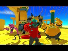Nintendo Direct: Japanese Cutscene and Wii U/3DS Connectivity From Sonic Lost World Shown Off - Our first look at a cutscene was shown off on the Japanese Nintendo Direct, which was live streamedearlier today.This video featuresthe Deadly Six turningEggmans badniks against him, also Cubot and Orbot from Sonic Colours make a return after being mostly absent from Sonic... http://www.sonicretro.org/2013/08/nintendo-direct-japanese-cutscene-and-wii-u3ds-connectivit