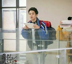Rowoon // Click your heart // Lee Jae Yoon, Lee Sung, Click Your Heart, Neoz School, Young Kim, I Love You All, Seong, Kdrama, Singer