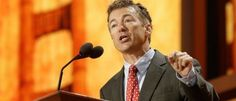 Major Networks Refuse To Cover Rand Paul's Tea Party Response -- Kentucky Rep. Sen. Rand Paul delivered the Tea Party response to President Obama's SOTU Address on Tuesday night — but even if you were watching any of the major television networks, you wouldn't have been able to see it. Unlike President Barack Obama's State Of The Union Address and the official Republican response from Florida Sen. Marco Rubio, Paul's speech was watchable only through online streaming. cont'd.... [02-13-13]