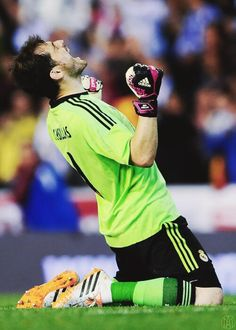 Iker #Casillas #Champion #Madrid