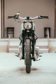 Custom Yamaha XS 400