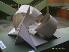 maquetas abstractas de arquitectura - Buscar con Google                                                                                                                                                                                 Más