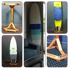Boat Channel Boardracks - Custom surfboard racks