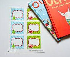 bookplates free printable - Google Search