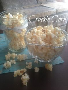 Crackle Corn Recipe! I'm going to be making this for Christmas Parties and Christmas Snacks!