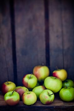 sweet delicious apples