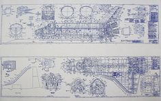 Space Shuttle Blueprint. the right stuff this time. (it's only rocket science)
