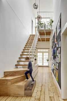 Open Stair great space