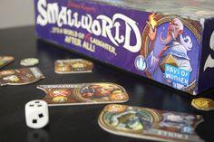 Geek & Sundry Game Variants: Small World