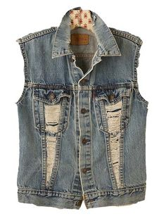 No matter what your style, denim vests are the perfect way to switch up a basic outfit in a snap, whether you pair it with a pretty dress or rock it on top of a concert tee. Check out our faves for...