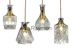 Find More Pendant Lights Information about Fashion Style! Bottle Design Glass Pendant Light Home/Bar Club Glass Lampshade+E27 Holder+Ceiling Base+Twisted Wire 110/220V,High Quality wire bicycle,China wire home security system Suppliers, Cheap wiring bathroom fan light from KRaymon-Lighting Wholesale on Aliexpress.com