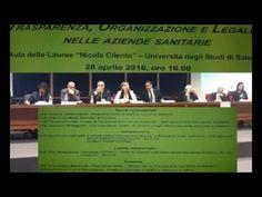 Sampietro Maria Grazia Universita Salerno Convegno Trasparenza, Organizz...