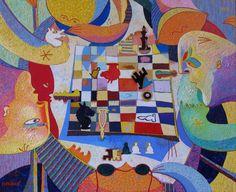 Sultanov Yuri (b 1975) Chess