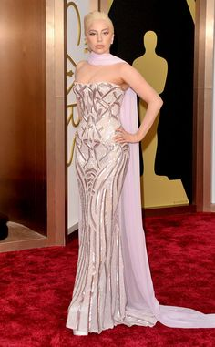 + Carolina Estilo + / Lady Gaga / Oscars 2014