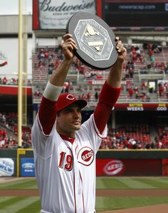Reds Fact of the Day: Did you know that in 2010 Joey Votto became only the 3rd Canadian born player to win MVP? Larry Walker and Justin Morneau being the only others.
